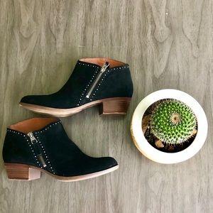 Lucky Brand Benna Ankle Boot Sz 10